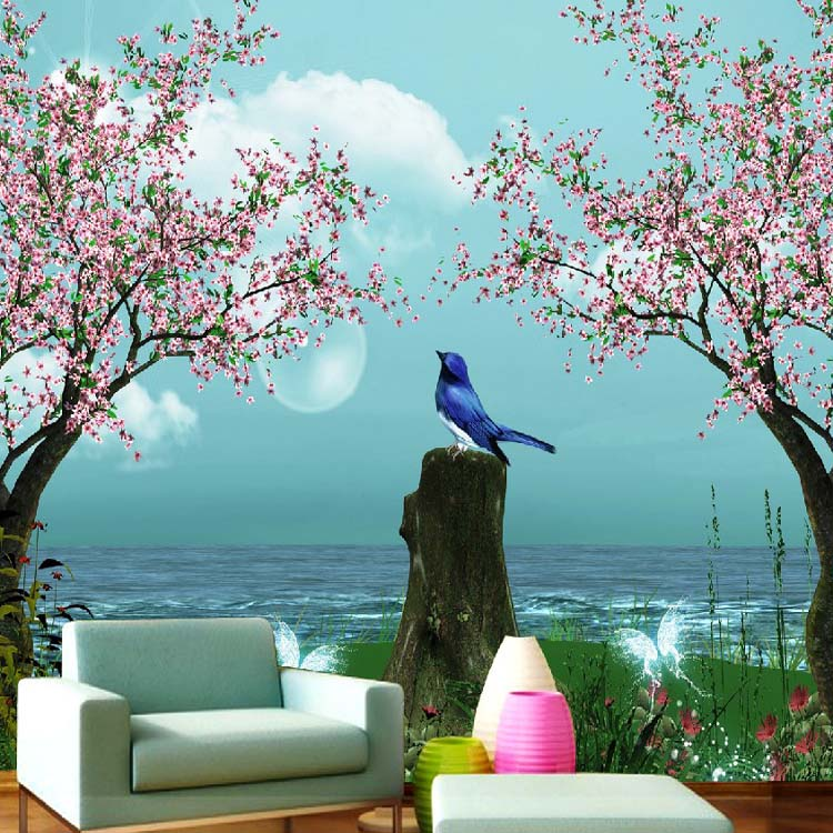 Aliexpress.com : Buy Custom Fall Leaf Wallpaper Living Room Bedroom Wall 3D  Mural Wallpaper Kitchen Vinyl Wallpaper Cheap Price From Reliable Mural ...