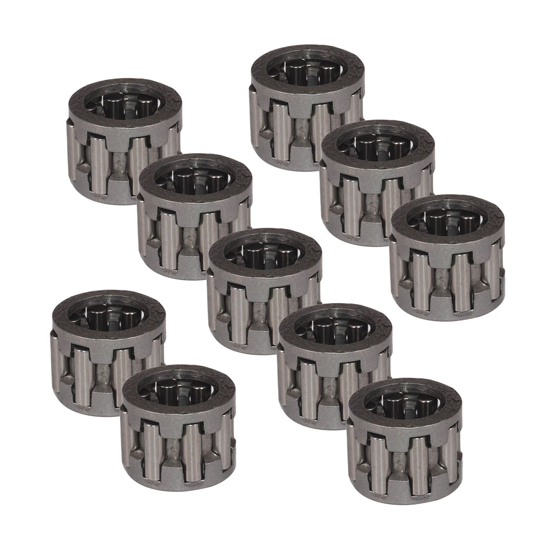 LETAOSK 10pcs Clutch Needle Cage Bearing Fit For Stihl MS361 044 046 MS440 MS460 Chainsaw