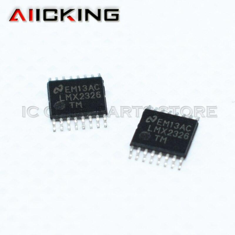 10pcs/lot LMX2326TMD LMX2326TM LMX2326 TSSOP16 NEW