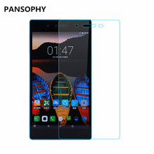 9H zero.3mm Extremely-thin  7inch Tempered Glass  For Lenovo TB3-710F 710F Pill Display Protector