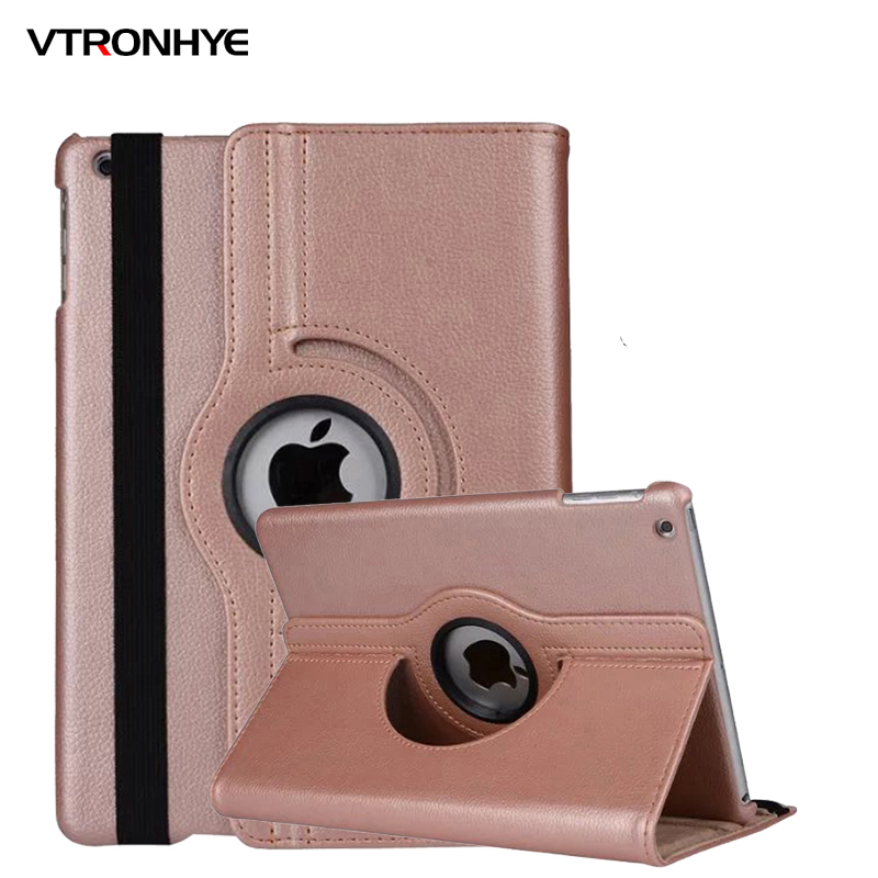 VTRONHYE Case for iPad Pro 12.9 inch 2017 360 Rotating Stand Flip Smart PU Leather Case Cover for iPad Pro 12.9 inch 2017 Coque fineshow for ipad pro 9 7 inch tablet case 360 rotating fashion pu leather flip case folio stand screen protective smart cover