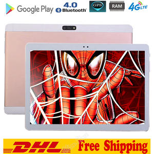 10inch Tablet Android 8.0 Phone-Call Sim-Card Wifi Dual MT8752 DHL 3G/4G LTE 4GB 64GB