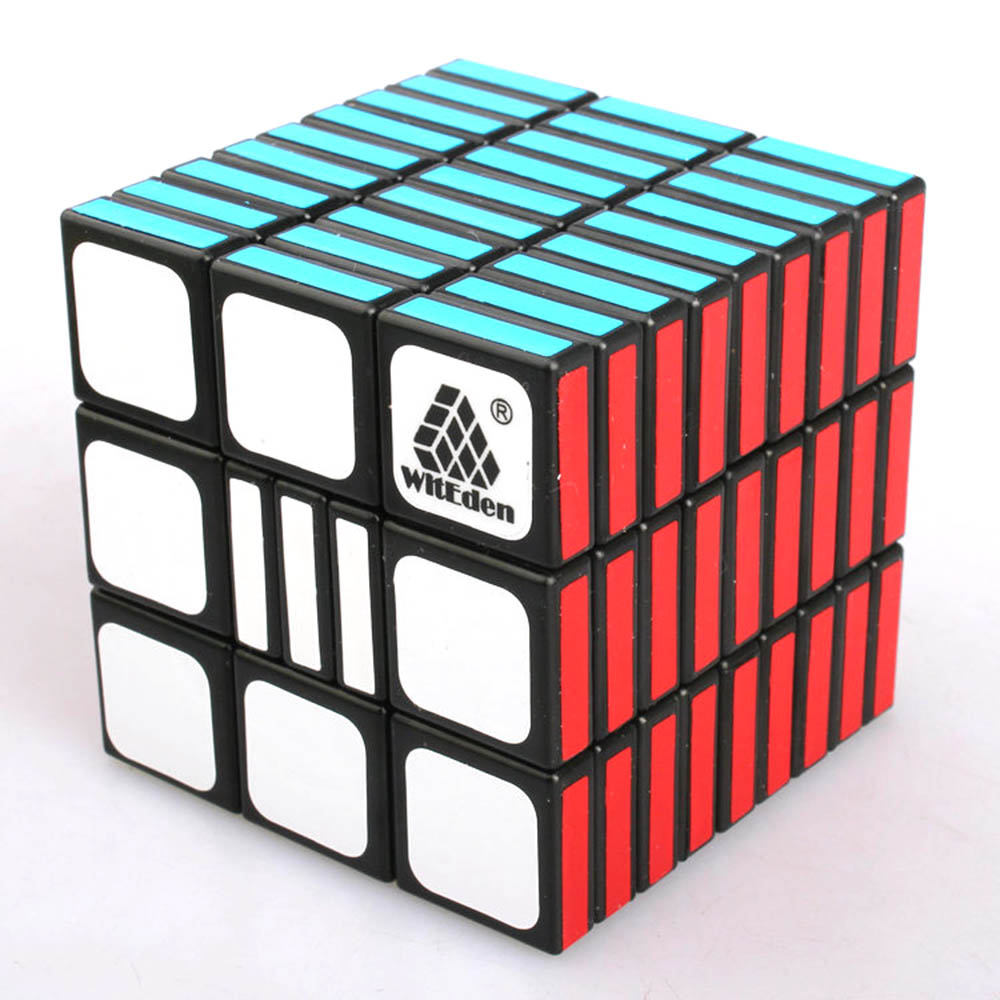 Witeden 2nd Generation Cubic 3x3x9 Magic Cubes Puzzle Speed Competition Cube Educational Toys Gifts for Kids Children цена 2017