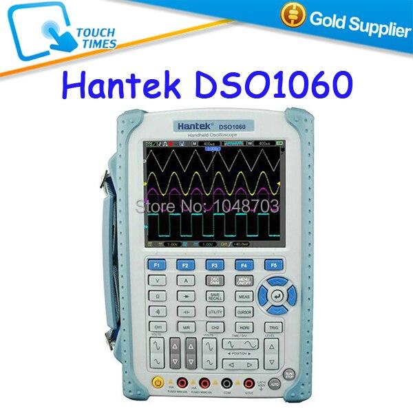 US $398 48 |Hantek DSO1060 Handheld Oscilloscope 60 MHz 250 MSa/s Digital  Oscilloscope 6000 Counts High Precision DMM-in Oscilloscopes from Tools on