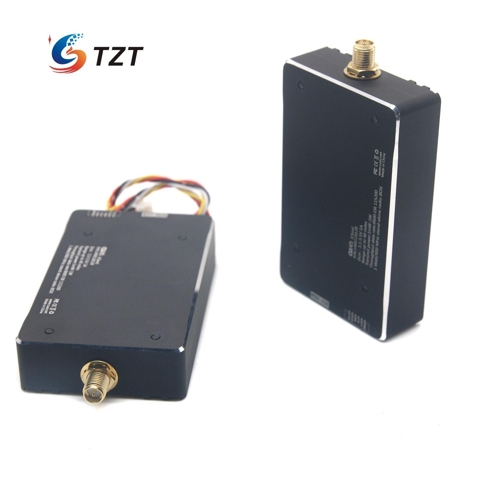Xtend XTP9B Kit Modulo di Trasmissione Dati Senza Fili RF Box 900 mAh 1 W per APM Pixhawk Pixhack Controllore di Volo