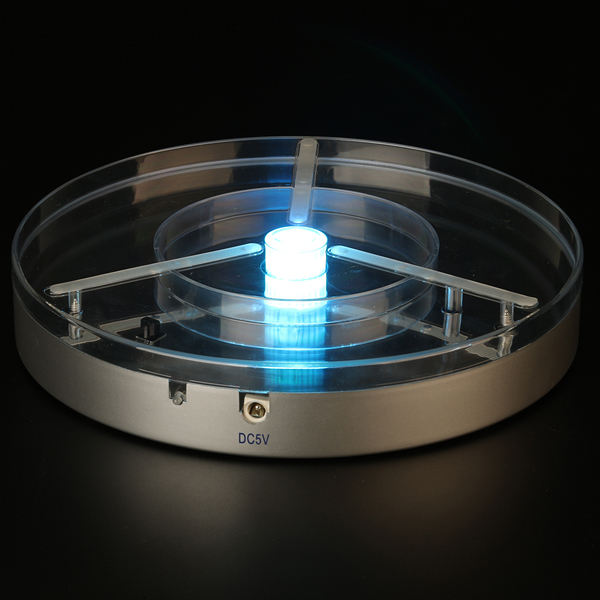 8inch led light base Teal