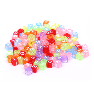 100Pcs/Pack 6*6mm Hot Sell Kid