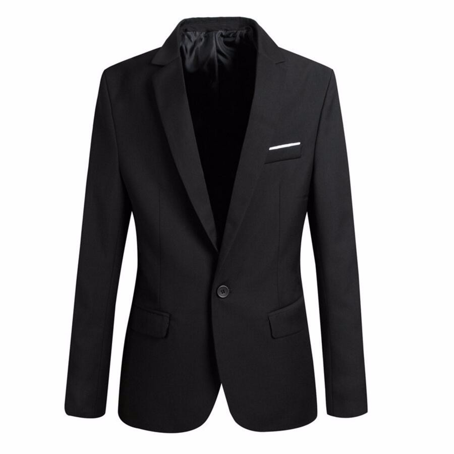 21.1 New Spring Men\'s Suit Jacket Slim Fit Formal occasion Blazer Long Sleeve Social Business Dress Suit Coat high quality