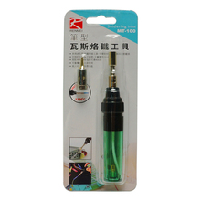 Cordless Pen Shape Butane Gas Soldering Solder Iron Tool MT 100