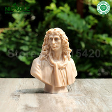 Plaster Statue Molds Gypsum Handmade Concrete Cement Homemade Silicone Soap Moulds