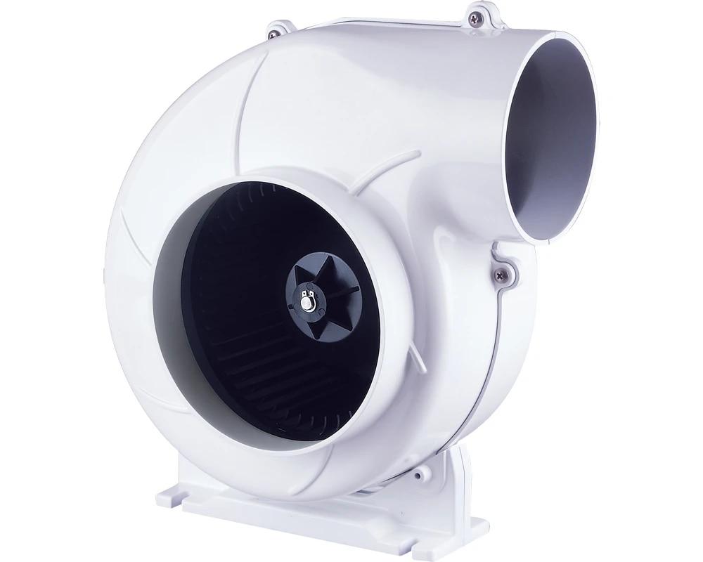 Dc Yacht Exhaust Fan 12v 24v Kitchen Bathroom Pipe Ducted Fan Extractor Fan Blower Battery Ventilating Fan For Boat Ship Marine Hardware Aliexpress