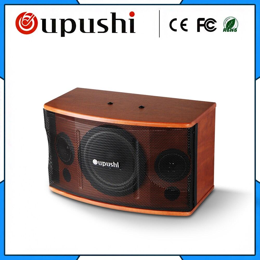 8 pouce gamme complète haut-parleur 80 watt système de cinéma maison