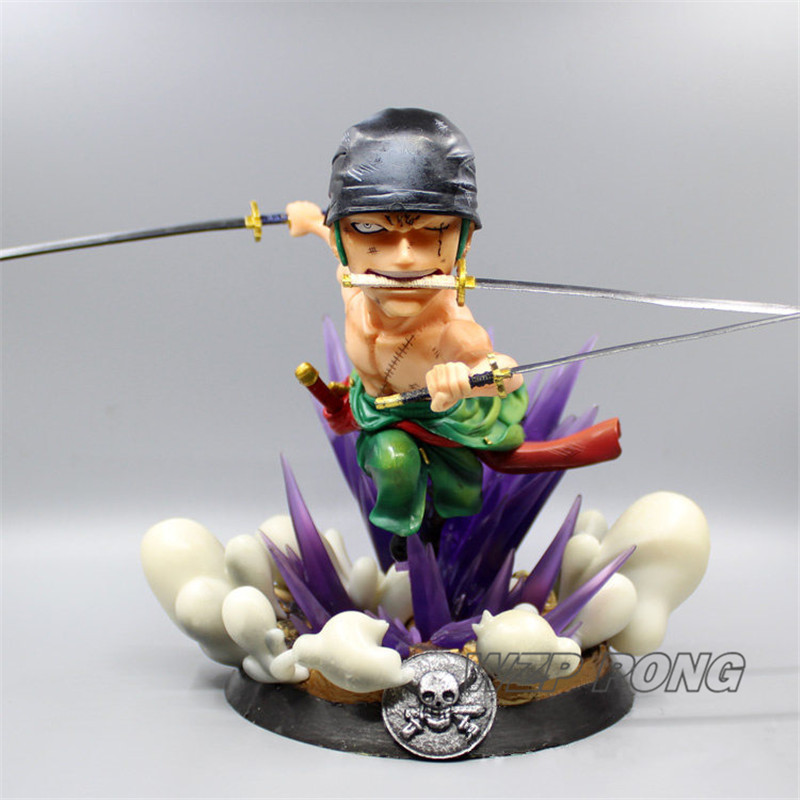 19CM One Piece Roronoa Zoro Three Thousand World Battle Ver Figurine Dolls Toys PVC Action Figure Collectible Model Statue Toy19CM One Piece Roronoa Zoro Three Thousand World Battle Ver Figurine Dolls Toys PVC Action Figure Collectible Model Statue Toy