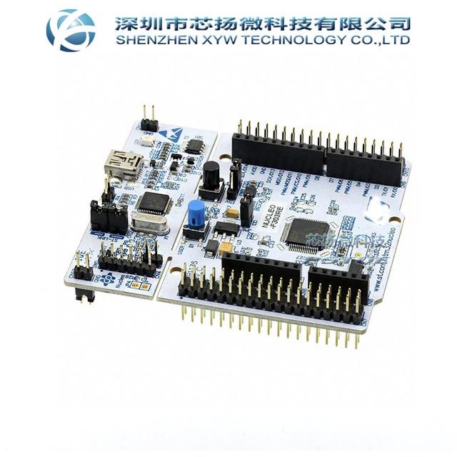 Original NUCLEO F303RE Development Boards & Kits   ARM 16/32 BITS MICROS BOARD CORE CHIP STM32F303RET6 NUCLEO F303RE