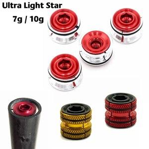 Ultra Light Carbon plug Bicycle Fork Headset Stem Top Cap Key Expander 28.6mm 1 1/8 Steerer Plug For Road MTB Bike Accessories