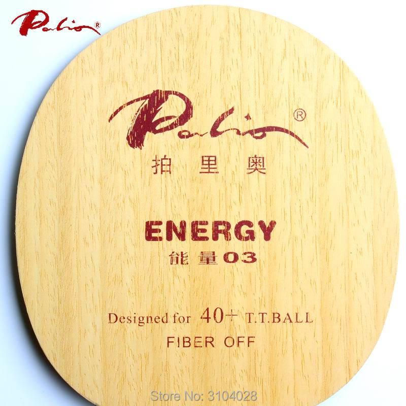 Palio officiell energi 03 bordtennisblad speciellt för 40+ nytt - Sport racketar - Foto 2