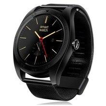2016 Newest K89 font b Smartwatch b font Bluetooth 4 0 Pedometer Heart Rate Monitor Smart