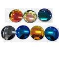 Índice de 1.56 LENTES CR-39 de resina lentes polarizadas miopia polarizada óculos de sol-lente espelho colorido lenes prescrição personalizada