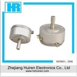 Plástico conductivo potenciómetro giratorio WDD35D4 lin.0.5 %