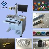 20w fiber laser marking machine With High Speed Galvo Head