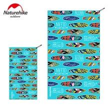 купить Naturehike Quick Dry Microfiber Towel Travel Beach Sports Towel Blanket Bath Swimming Pool Camping Yoga Gym Washcloth NH19Y004-J дешево