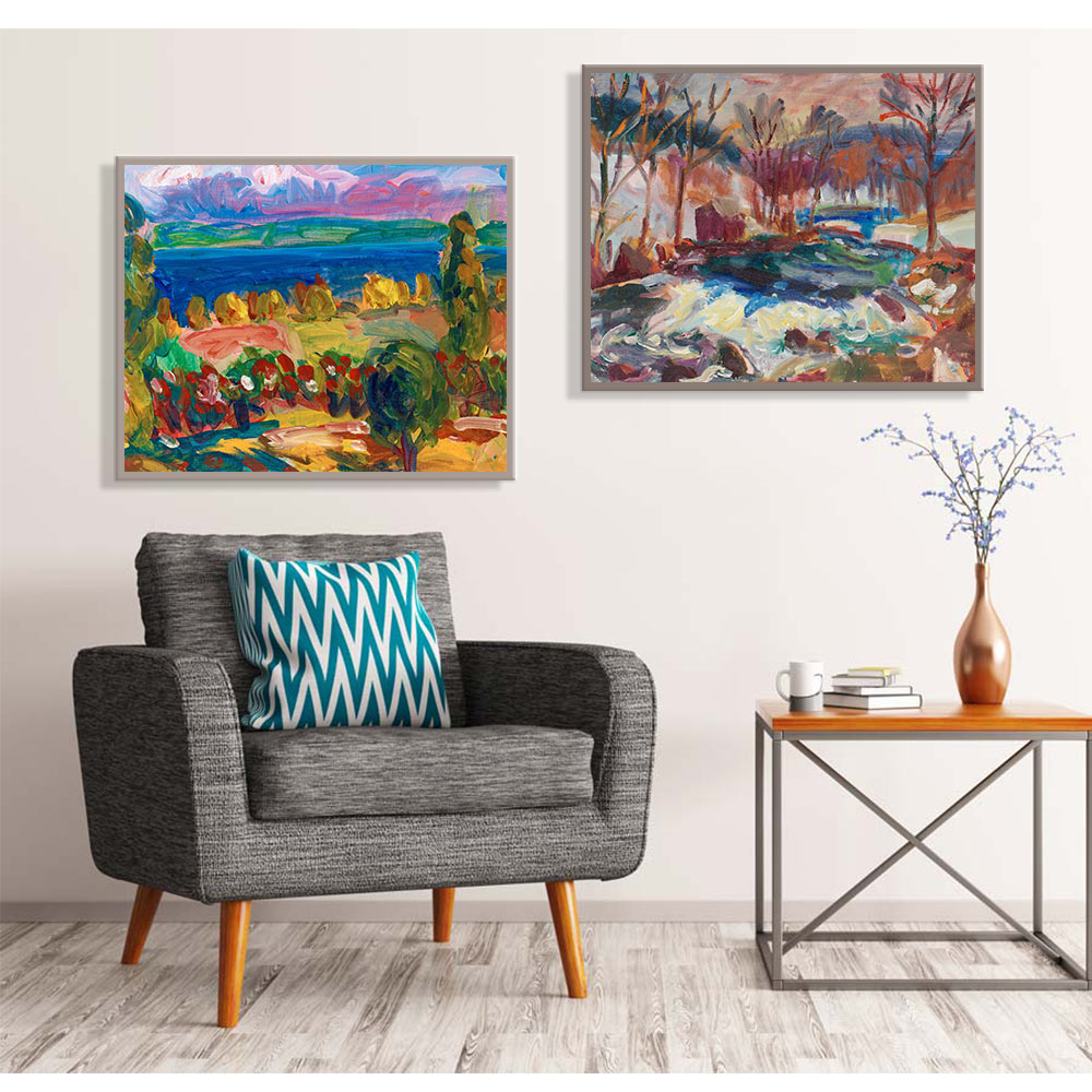 wall poster and print canvas art print mural oil painting european wall decorative art mordern. Black Bedroom Furniture Sets. Home Design Ideas