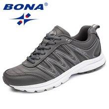 Женские классические кроссовки bona модные уличные теннисные