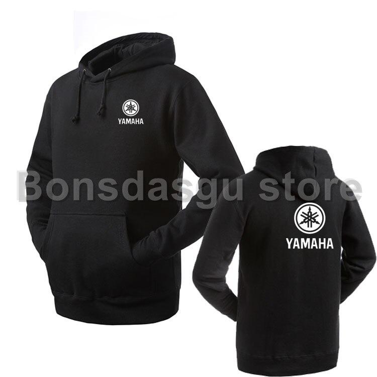 c072f69ce YAMAHA logotipo moletom Com Capuz da camisola das mulheres e homens Marca  Casuais em Hoodies   Camisolas de Dos homens de Roupas no AliExpress.com