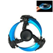 New Naruto Ninja Fidget Spinner EDC Hand Spinner Zinc Alloy Weapon Metal Shuriken Finger Spinner For