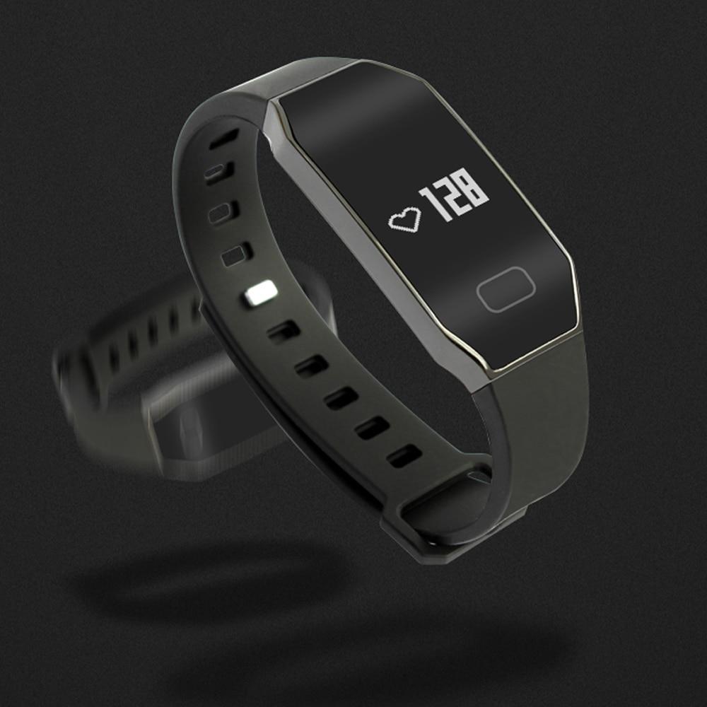 2018Vrouwen Mannen Smart Armband Horloge Sport waterdichte bloeddruk - Herenhorloges