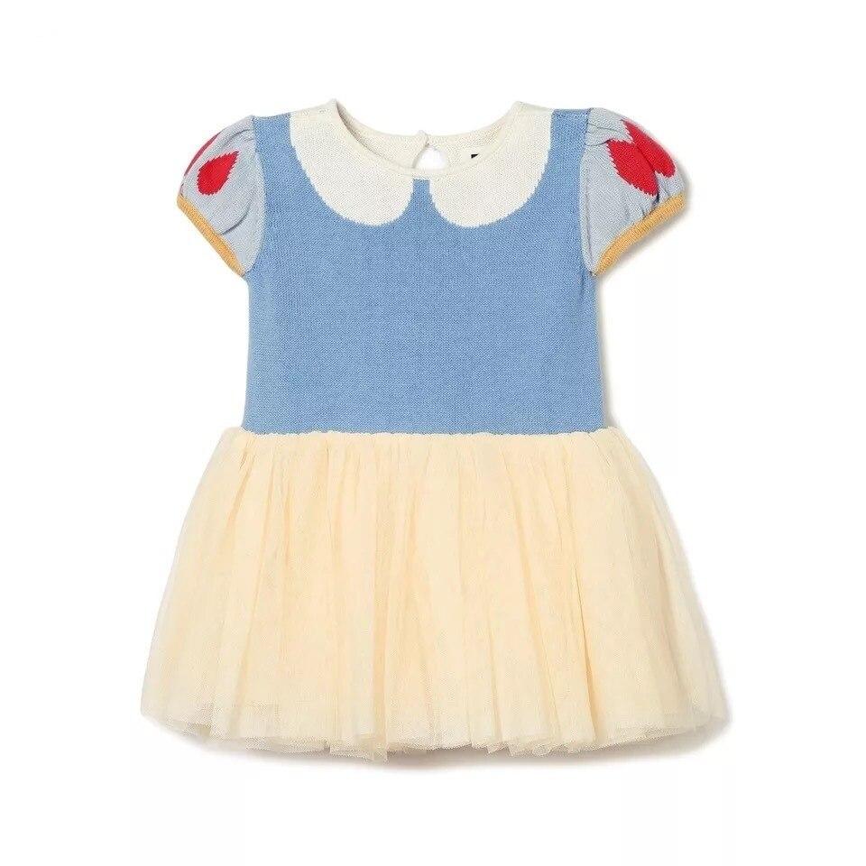 2018 neue Sommer Baumwolle Baby Mädchen Kleidung Geburtstag Kleid ...