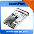 """3.5 """"SAS/SATA Hard Drive Tray Caddy Com 2.5"""" adaptador para dell poweredge r320 r420 r720 t620 t320 t420 servidores f238f"""