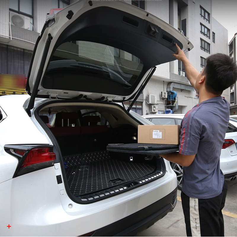 QHCP Remote Control Trunk Lid Car Electric Tail Gate Lift Tailgate Assist System For Lexus NX 2015-2018 ES 2013-2017 RX 15-18