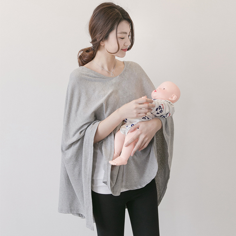 Postpartum Breast Feeding Covers Summer cape for feeding baby aprons Feeding scarf Out of shawl Maternity clothes for lactation