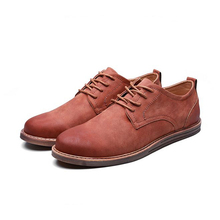 Summer  casual   leather shoes all-match Korean male British male personality Doug  business shoes стоимость