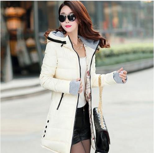 Women Winter Warm   Coats   New Ultra Light White Duck   Down   Coatwear Slim Winter Puffer Jacket Portable Windproof   Down   Jacket   Coat