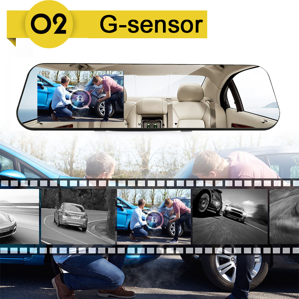 2 G sensor