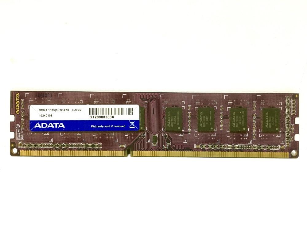 Image 4 - ADATA PC Memoria RAM Memoria para computadora de escritorio de DDR3 2GB 4GB 8gb PC3 1333 de 1600 a 1333MHZ. 1600 MHZ 2G DDR2 800MHZ 4G 8gMemorias RAM   -