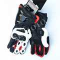 TOP Alpine Motorcycle Gloves GP PRO Real Leather Glove Stars Windproof Cycling Racing Moto Motorbike Motocicleta Guantes Luvas