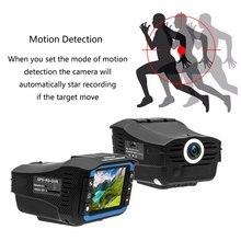 Авто Видео тире Камера обнаружения движения g-сенсор России 3 в 1 регистраторы Видеорегистраторы для автомобилей Антирадары gps трекер вождения Регистраторы