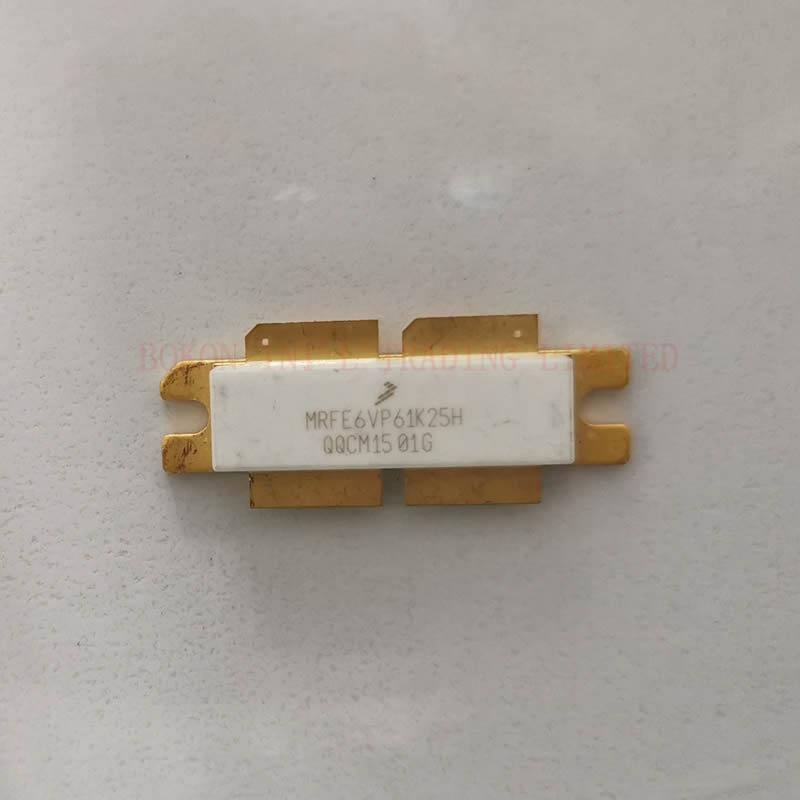 MRFE6VP61K25H RF POWER LDMOS TRANSISTORS 1.8-600MHz 1250W CW 50V WIDEBAND 1.8MHz To 600MHz