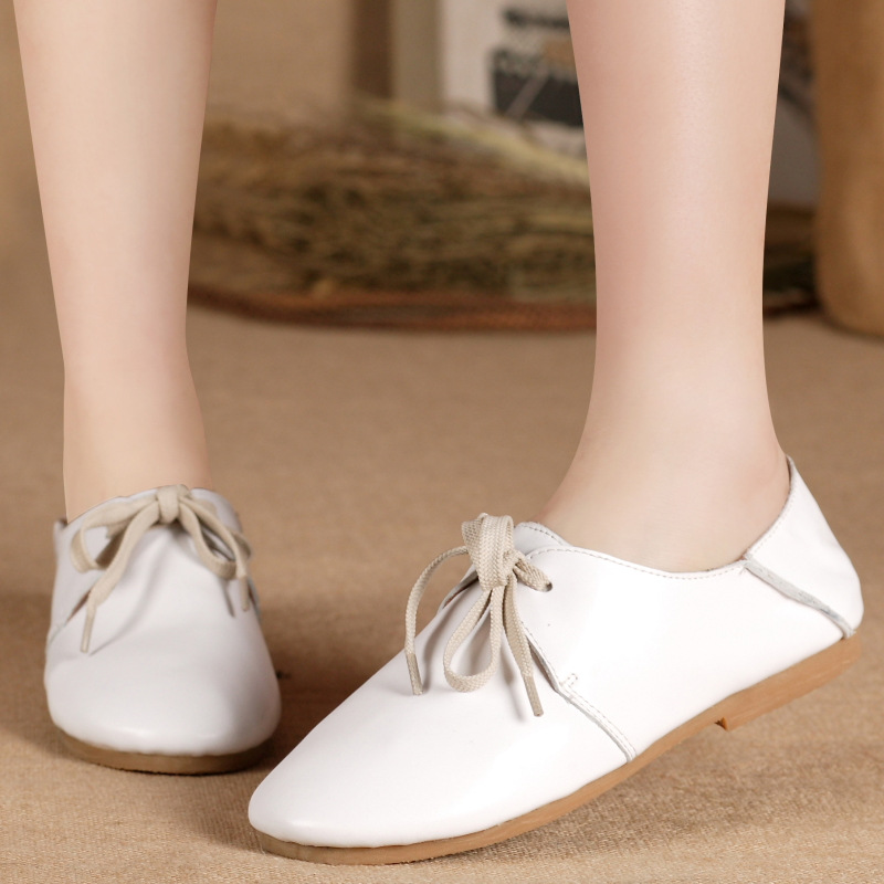 Free shipping,New 2016 Spring and autumn Hot Sale fashion Genuine leather shoes Korean white flat casual comfortable shoes tide free shipping new spring and summer fashion men s denim jeans slim wear white pantyhose feet