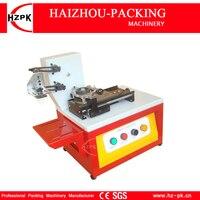 HZPK Electric Pad Printers Desktop Power Coding Printer Iron With Spray Printing Machine Water Ink Round bottle Cap Coding Y-70