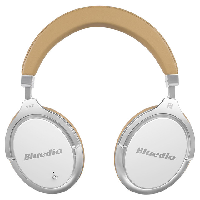 3564749088e Bluedio F2 headset with ANC Wireless Bluetooth Headphones with microphone  support music pk airdots