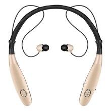 Bluetooth Kopfhörer Drahtlose Kopfhörer Laufsport Bass Sound Cordless Ohr telefon Mit Mikrofon Für Iphone Xiaomi Ohrhörer