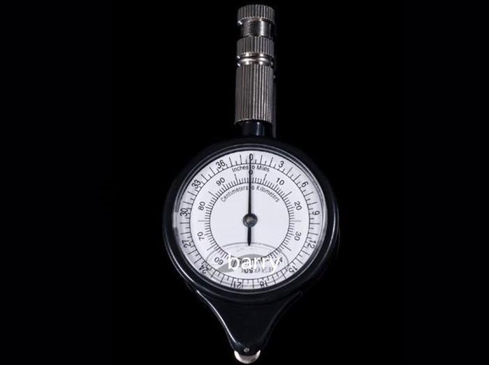 Karte messgerät gauge karte entfernungsmesser meter map scale rad in