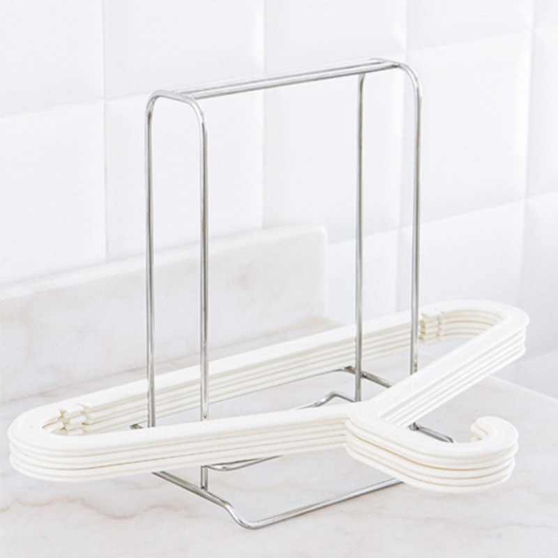 Clothes Hanger Stacker Holder Desktop