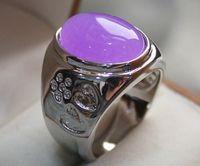 FREE Shipping Noblest Men Women S Jade Pal Ring Size 8 9 10 11 12