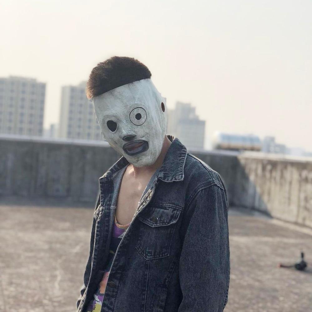 1pcs New Slipknot Mask Corey Taylor Cosplay Latex Mask TV Slipknot Mask Halloween Cosplay Costume Props On Big Sale!!!
