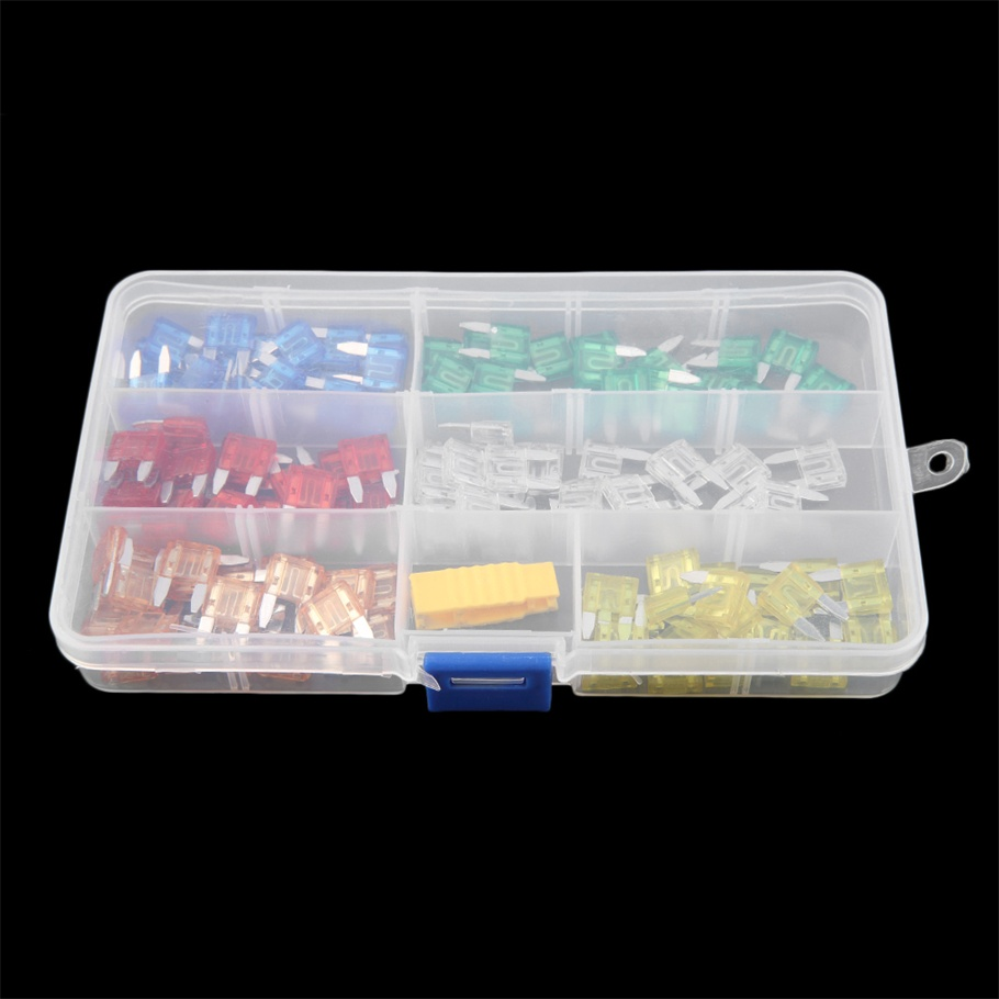 popular amp blade fuse buy cheap amp blade fuse lots from 120pcs lot small size type auto car boats trucks blade fuses 5 7 5 10 15